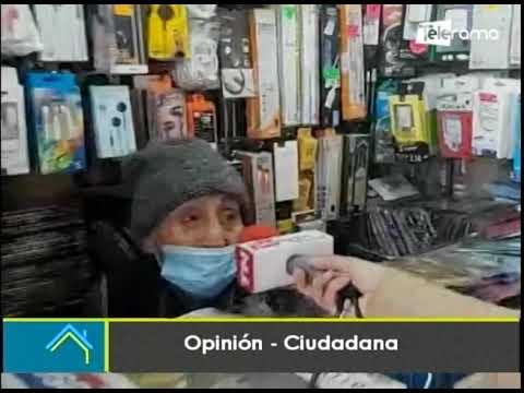 Continúa paro de transportistas inter e intraprovincial en Cuenca