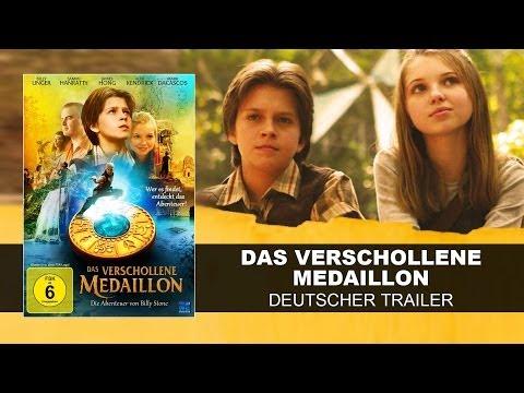 Das verschollene Medaillon -- Die Abenteuer von Billy Stone (Deutscher Trailer) Marc Dacascos || KSM