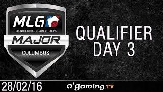 Flipsid3 vs Tempo Storm - MLG Columbus 2016 - Qualifier Day 3