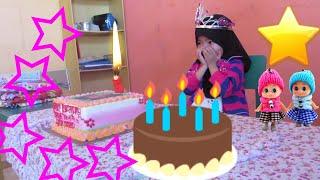 Selamat Ulang Tahun Niala ke 5 - Happy Birthday Niala 5th Di Sekolah