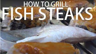 Striper Fish Steaks recipe by BBQ Pit Boys