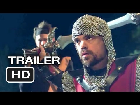 Knights Of Badassdom Official Trailer %231 %282013%29 - Peter Dinklage Cosplay Movie HD