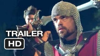 Nonton Knights Of Badassdom Official Trailer  1  2013    Peter Dinklage Larp Movie Hd Film Subtitle Indonesia Streaming Movie Download