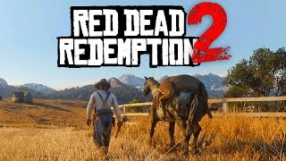THIS IS INSANE! (Red Dead Redemption 2 Trailer Reaction)