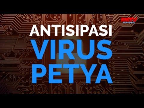 Antisipasi Virus Petya