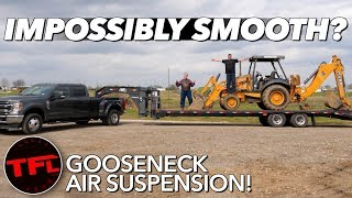 Exclusive: Can This Trailer's Suspension Revolutionize The Way You Tow? We Test To Find Out! by The Fast Lane Truck