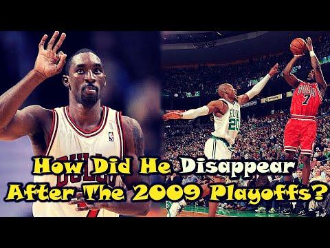 Ben Gordon: How Did His NBA Career SUDDENLY Die?