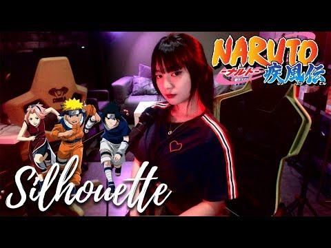 Silhouette - Kana Boon - Naruto Shippuden -ナルト- 疾風伝 OP - Cover by Sachi