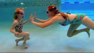 Video Swimming with Sarah - Underwater Pool Games MP3, 3GP, MP4, WEBM, AVI, FLV Februari 2019
