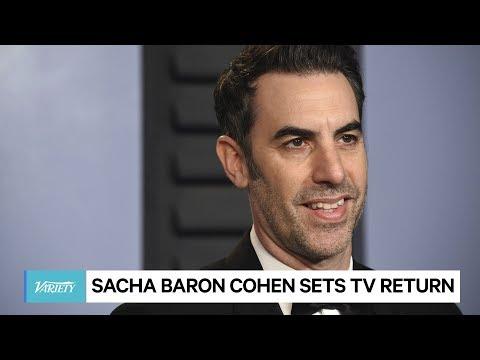 Sacha Baron Cohen Sets TV Return