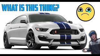 The 4 Door Mustang is Coming and Confuses Us All by That Dude in Blue