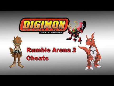 digimon rumble arena 2 xbox trucos