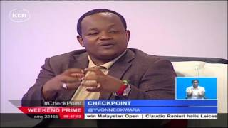 Checkpoint 4th Oct. 2015 is the opposition handling matters professionally