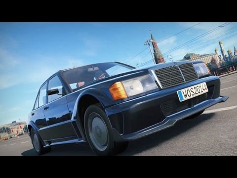 World of Speed - Dream Drive Trailer