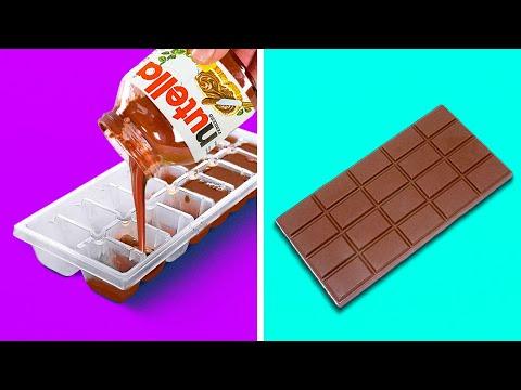 Hou je van chocola?