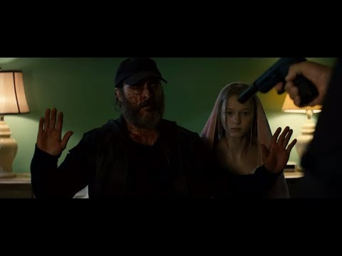 You Were Never Really Here - Hotel Brutal Fight Scene (4K)