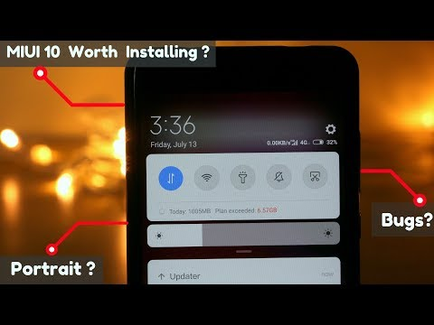 MIUI 10 GLOBAL Beta  Portrait Mode? Features/Bugs/Stability? ft. Redmi Note4,3,5.. | 8.7.12 Update ?