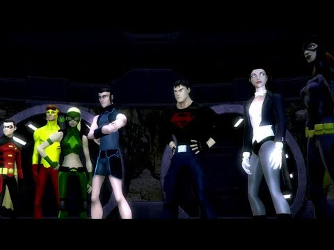 young justice legacy wii u review