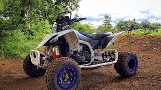8. Yamaha Yfz450R Fithy Green Lanes Quad Bike Uk 2016