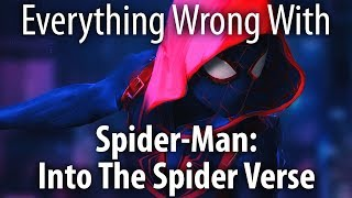 Everything Wrong With Spider-Man: Into the Spider-Verse by Cinema Sins
