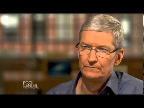 Apple CEO Tim Cook - Apple CEO on challenge of keeping company cutting edge Steve Jobs' hand-picked successor, current Apple CEO Tim Cook, talks exclusively to Rock Center Anchor...