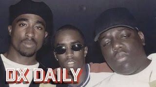 P.Diddy Paid $1M For Tupac Shakur's Murder, LAPD Cop Claims.