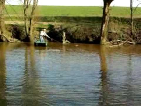 Une barque c'est pratique !