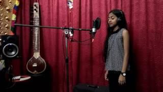 Rihanna cry | cover version  | Varsha Renjith.