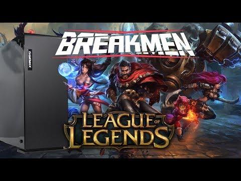 Chipart - SORTEIO COMPUTADOR BREAKMEN!! League of Legends
