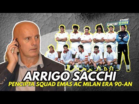 Arrigo Sacchi & Sebuah Kenangan Ketika Dunia Tunduk Kepadanya