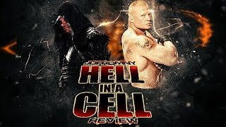 Nonton WWE Hell In A Cell 2015 10/25/15 Review & Results | Brock Lesnar vs The Undertaker Film Subtitle Indonesia Streaming Movie Download