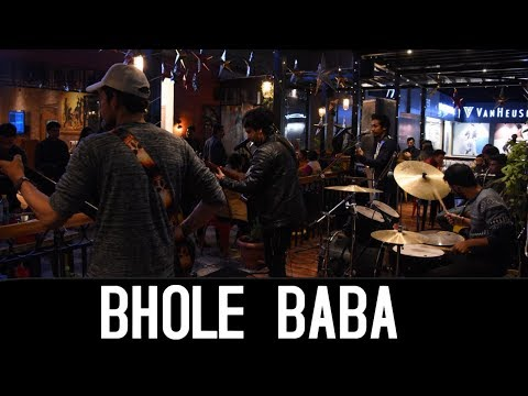 BHOLE BABA LIVE || Unknown Artist The Band || U.A.T.B