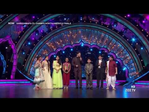SaReGaMaPa Li'l Champs North America - Grand Finale