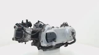 7. Used Engine Piaggio  Vespa GTS 250 IE 2005-2013 GTS250 2006-05  131408