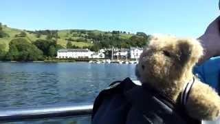 Cumbria United Kingdom  city photos : Windermere Cruise, Lake District, Cumbria, England.