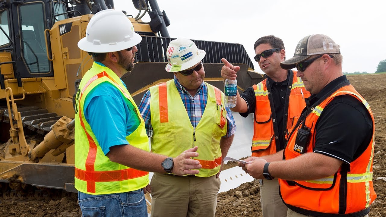 Find out how Caterpillar is customizing training solutions for customers like Morgan Corp.