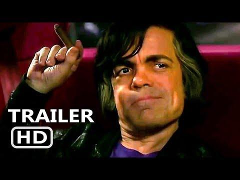 MY DINNER WITH HERVE Trailer (2018) Peter Dinklage, Jamie Dornan, Drama Movie