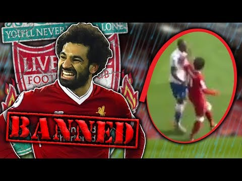 Video: Should Mohamed Salah Be BANNED For The Rest Of The Season?! | W&L