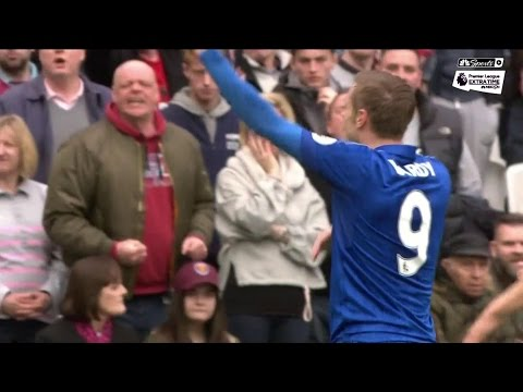Video: Leicester City stay hot with 3-2 win over West Ham