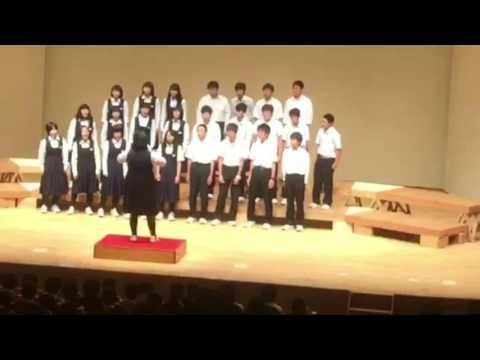 H.28 上川管内中学校合唱交流会 鷹栖中学校