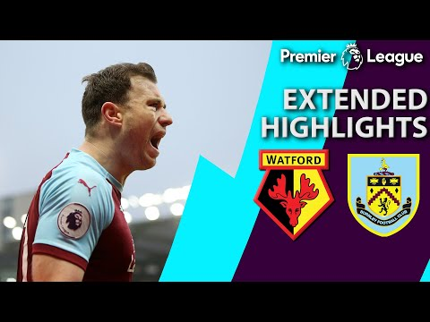 Video: Watford v. Burnley | PREMIER LEAGUE EXTENDED HIGHLIGHTS | 1/19/19 | NBC Sports