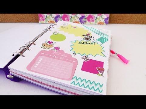 Filofax DIY Ideen | Seiten gestalten für Notizen & Termine | Vervielfältigen | Ringbuch & Planer