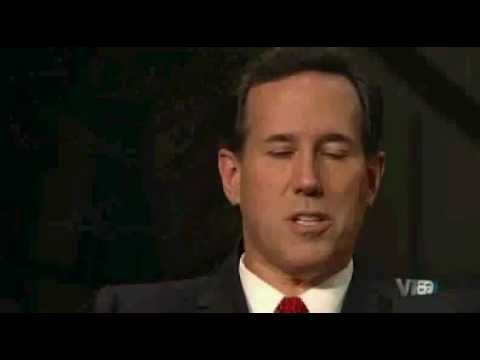 Rick Santorum - GBTV Thursday February 23, 2012.