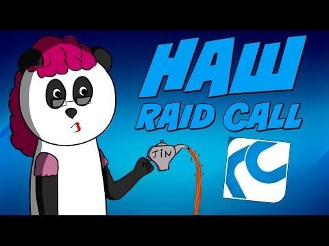 Рк Панды, RaidCall Pandarenization