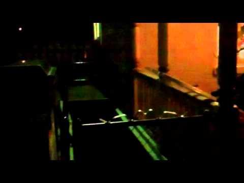 Real alien caught on tape 2011