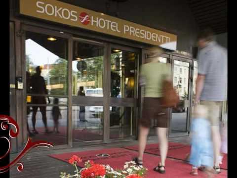 Sokos Hotel Presidentti, a Hotel in the Center of Helsinki