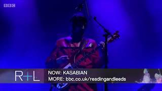 Download Lagu Kasabian - Ill Ray (The King) (Reading Festival 2017) [01/18] Mp3