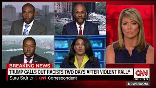 Video CNN Charlottesville panel erupts: I won't be attacked on my blackness! MP3, 3GP, MP4, WEBM, AVI, FLV Juli 2018