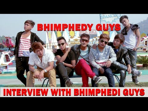 (दाम भन्दा पनी नाम कमाउनु छ Interview With Bhimphedi Guys - : 14 mins.)