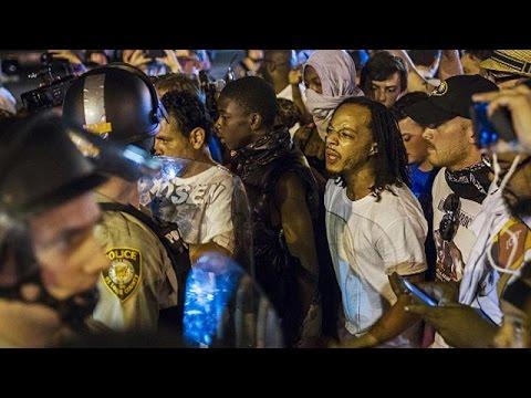 Από το Φέργκιουσον στο Ντάλας: Μια ιστορία φυλετικής βίας